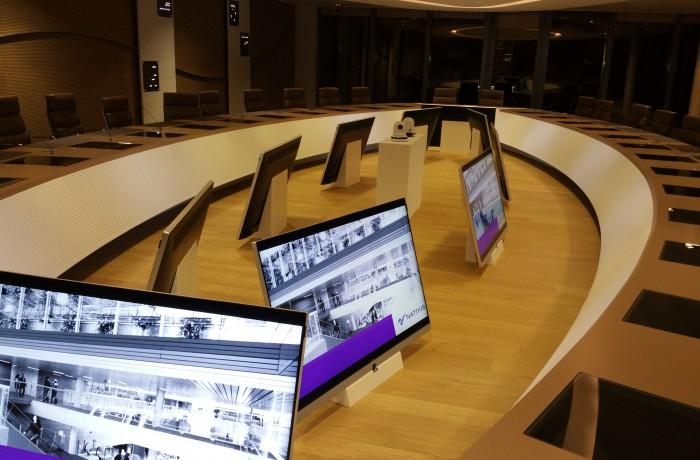 Equipement Salle du Conseil – Novembre 2015