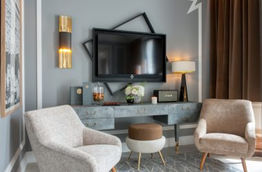 Loewe équipe l'hôtel Nolinski 5* grâce à son partenaire Elan Hospitality