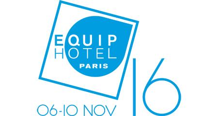 ELAN HOSPITALITY vous offre un badge gratuit pour EquipHotel 2016 !